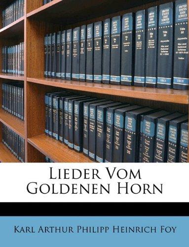 Lieder Vom Goldenen Horn