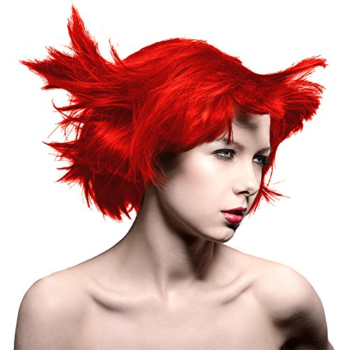x Red 4oz by Hot Topic (Manic Haare Färben)