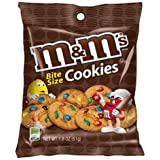 M&Ms Cookie Bites Bag (51g) x3 Bags