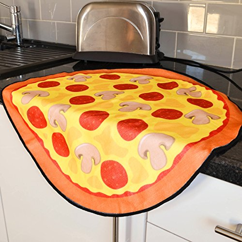 Unbekannt Pizza Handtuch