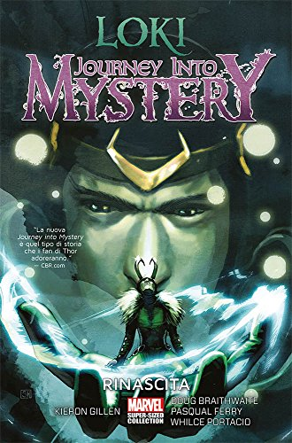 Loki. Journey into mystery: 1