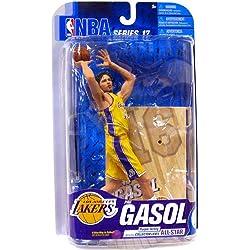 McFarlane Toys NBA deportes Púas serie 17Pau Gasol