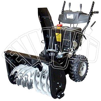 Schneefräse PS1370–Motor Benzin 375cc–bürstet Schnee Schneeschieber