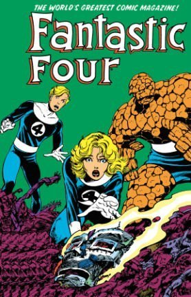 Fantastic Four Visionaries - John Byrne, Vol. 4