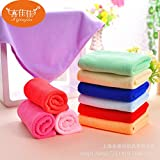 XXIN NM Saugfähiges Handtuch Mikrofaser Handtuch * 60 NM Die Sailor Soft Pink 30 * 60