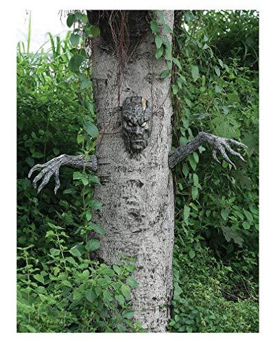 r Halloween Baumgeist zum dekorieren im Halloween Garten ()