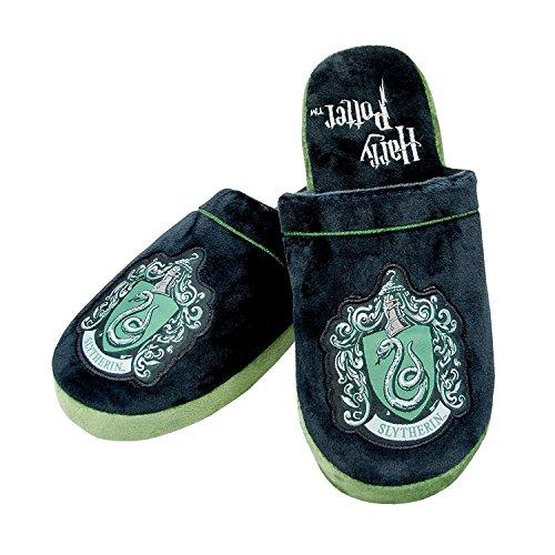 Zapatillas de anda por casa Slytherin - Groovy Footwear