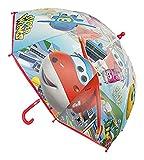 Super Wings Paraguas clásico