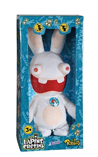 gipsy-70567-peluche-delirante-lapins-cretins-30-cm