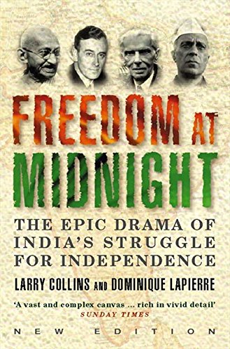 Freedom at Midnight por Larry Collins