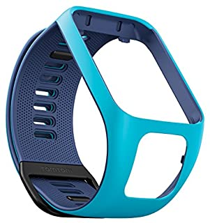 TomTom - Bracelet pour Montre TomTom RUNNER 3, SPARK 3, RUNNER 2 & SPARK - Taille Fin - Bleu Clair/Bleu Marine (B01K4BXA1K) | Amazon price tracker / tracking, Amazon price history charts, Amazon price watches, Amazon price drop alerts