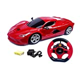 #2: Steering Remote Control Full Function Assorted Sports Toy Car with Rechargeable battery & charger