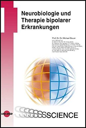 Cover »Neurobiologie und Therapie bipolarer Erkrankungen«