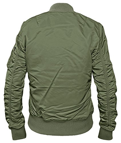 Alpha Industries Damen Jacke MA-1 TT Sage-Green