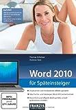 Image de Word 2010 für Späteinsteiger