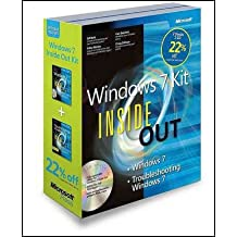 Windows 7 Inside Out Kit: Troubleshooting Windows 7 Inside Out & Windows 7 Inside Out (Inside Out) (Paperback) - Common