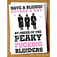 Funny Peaky Blinders Mothers Day Mum Mother