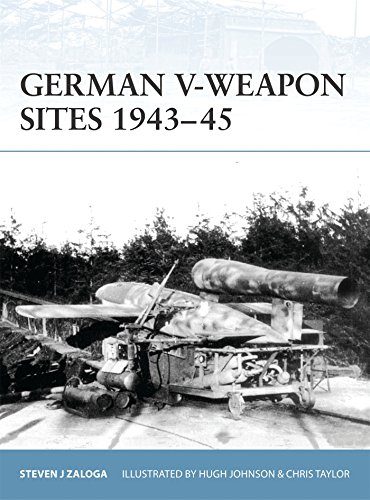 German V-Weapon Sites 1943-45 (Fortress)
