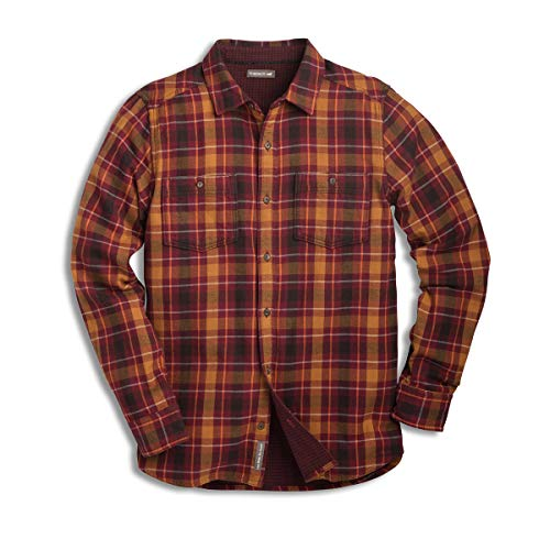 Preisvergleich Produktbild Toad&Co Dually LS Shirt - Men's Barbera Red X-Large