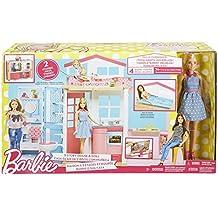 Barbie - Muñeca y su casa