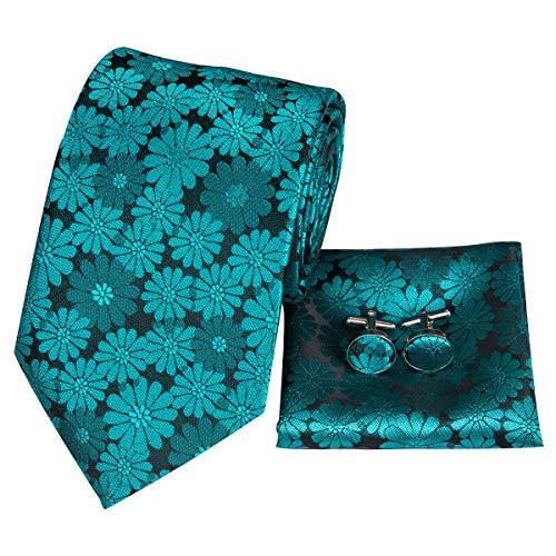 Hi-Tie Hi-Tie clásico juego seda color lazo boda