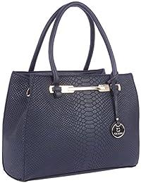 FUR JADEN Women's Handbag( Navy,H213_Navy)