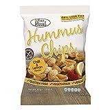 (4 PACK) - Eat Real Hummus Chilli & Lemon Chips | 12 X 45g | 4 PACK - SUPER SAVER - SAVE MONEY
