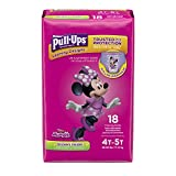 Pull-Ups Learning Designs Training Pants for Girls, 4T-5T