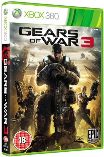 [UK-Import]Gears Of War 3 Game XBOX 360