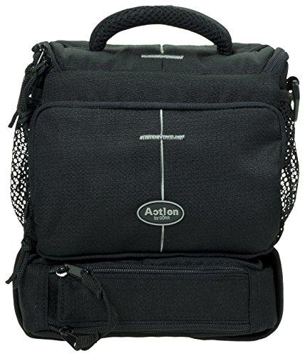 Dörr Action Black Twin Fototasche für Foto/Videoausrüstung schwarz
