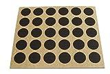 Brinox B77900W - Embellecedor cubre-tornillos adhesivo