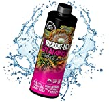 MICROBE-LIFT Vitaminos Meerwasser - Vitamine & Aminosäuren (für alle Arten von Korallen und Fischen in jedem Meerwasser Aquarium, für optimale Gesundheit, maximales Wachstum und intensive Farbenpracht) 473 ml
