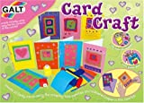 Galt Toys A3967K Card Craft of Tools and Materials