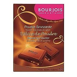 Bourjois Bronzing Powder Peau Matte/Halee 52