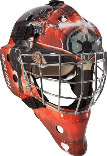 Bauer Goalie Maske NME 3 Star Wars Bambini, Farbe:Darth Vader -