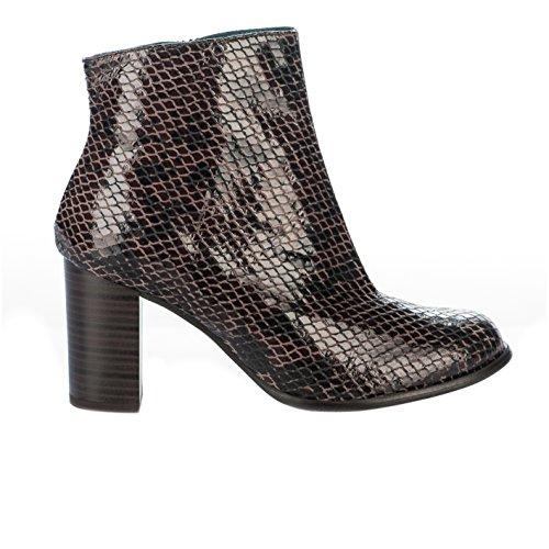 Boots femme - KARSTON - Marron - 483711 - Millim Marron
