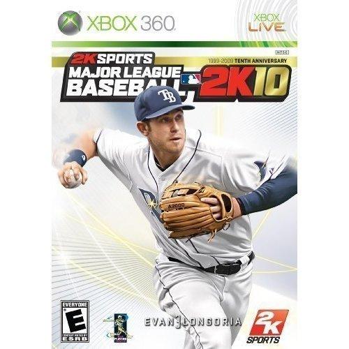 MLB 2K10 - Xbox 360 by 2K (Xbox Mlb-spiele Für)