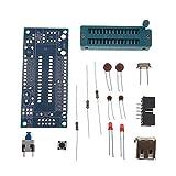 LiChiLan PCB-Board, ATmeGA8 ATmega48 ATMEGA88 Entwicklungsplatine AVR DIY Kit