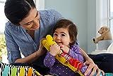 """Lamaze Babyspielzeug mit Musik """"Musik-Wurm"""" mehrfarbig – hochwertiges Kleinkindspielzeug – fördert den Tastsinn und das Hörvermögen Ihres Kindes – ab 0 Monate - 8"""