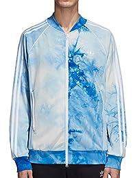 5b61d03cbe131 Adidas Men s Originals Pharrell Williams HU Holi SST Track Jacket CW9103  (XL)