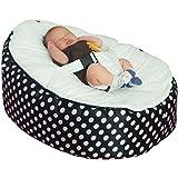 Baby-Sitzsack, tragbar, gefüllt