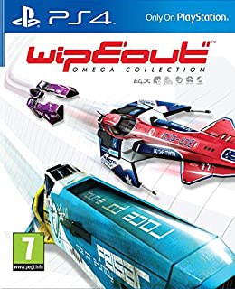 Wipeout Omega Collection (B06Y2GDV8Y) | Amazon Products