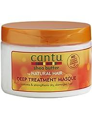 Cantu Beurre de Karité pour Cheveux Naturels Masque 340 g