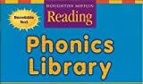 Baby Bear, Phonics Library Take Home Level K, Set of 5: Houghton Mifflin the Nation's Choice (Hm Reading 2001 2003)