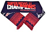 NEW ENGLAND PATRIOTS SUPER BOWL 51 CHAMP SCARF - 3