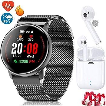 DIGGRO K88H - Smartwatch Pulsera Inteligente para Móvil ...