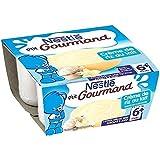 Nestlé p'tit gourmand crème de riz au lait infantile 4 x 100g dès 6 mois - ( Prix Unitaire ) - Envoi Rapide Et...