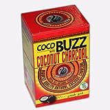 CocoBuzz Coconut charcoal coals