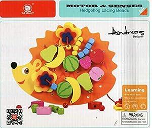 Andreu Toys TB15402 Craft Trikes - Juego de Cordones para erizos (12,8 x 17,5 x 0,6 cm)