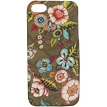 Oilily French Flowers iPhone 5 Case Tobacco